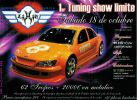 1er Tunning Show Limite_B